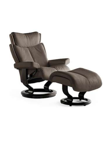 stressles magic fauteuil is in de maten small, medium en large