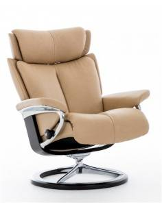 Stressless Magic fauteuil Medium Signature Creme