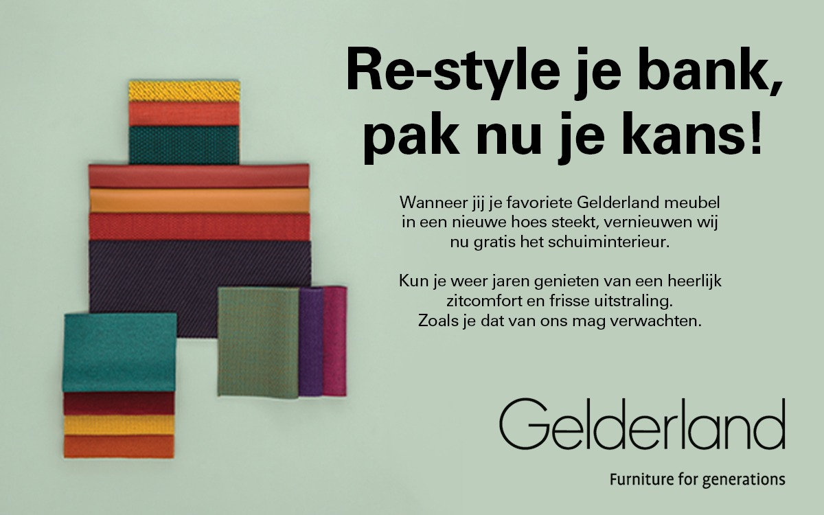 Gelderland herstofferen