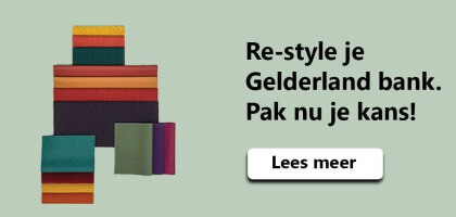 Gelderland items gratis herstofferen